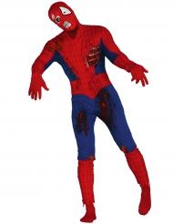 Spider zombie kostuum voor volwassenen