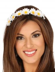 Bloemen tiara voor vrouwen