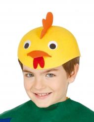 Kuiken hoed voor kinderen