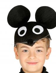 Grappige muis pet voor kinderen