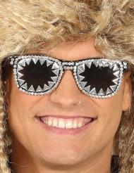 Rock n roll bril voor volwassenen