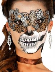 Sexy Steampunk tandwielen masker voor vrouwen