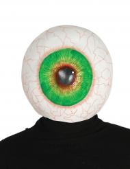 Enorm oog latex masker voor volwassenen