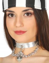 Sexy gevangene halsketting voor vrouwen