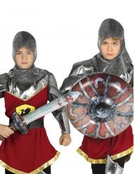 Opblaasbaar zwaard en schild voor kinderen