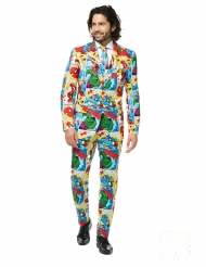 Mr. Marvel comic book Opposuits™ kostuum voor mannen