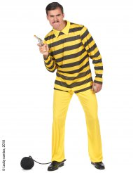 Lucky Luke™ Dalton kostuum voor mannen