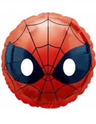 Spiderman Emoji™ ballon van aluminium