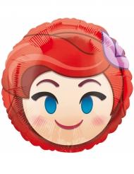 Ariël™ Emoji™ aluminium ballon