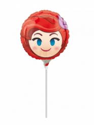 Aluminium ballon Ariel™ Emoji™
