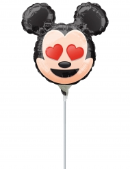 Alulminium Mickey Mouse™ ballon Emoji™