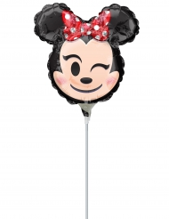 Minnie Mouse™ Emoji™ ballon