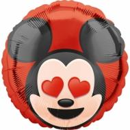 Aluminium ballon Mickey Mouse™ Emoji™