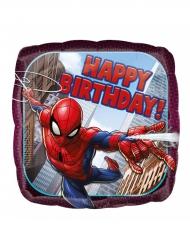 Vierkante aluminium Spider Man™ ballon