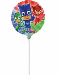 PJ Masks™ ballon op stokje 23 cm