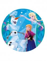 Eetbare schijf Frozen™