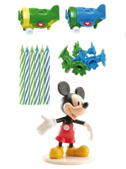 Taart decoratie set Mickey Mouse™