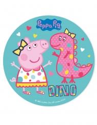 Peppa Pig™ eetbare schijf willekeurig