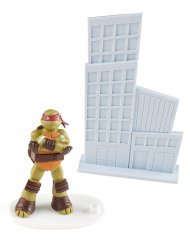 Taartdecoratie set Ninja Turtles™