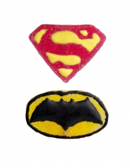 Eetbare gelatine taartdecoratie Justice League™