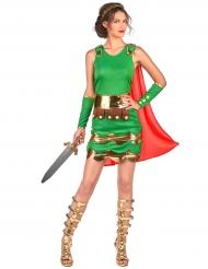 Gladiator kostuum voor dames