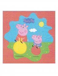 20 servetten Peppa Pig™