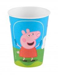 6 bekers Peppa Pig™