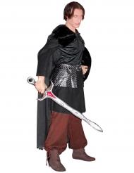 Winter strijder kostuum voor volwassenen