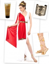 Romeins kostuum pack voor vrouwen