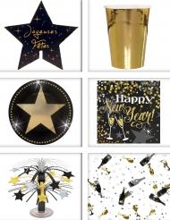 Nieuwjaar decoratie pack