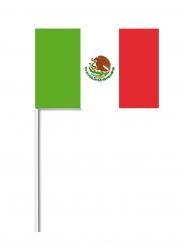 Papieren Mexicaanse vlag