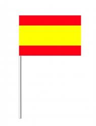 Kleine papieren Spaanse vlag