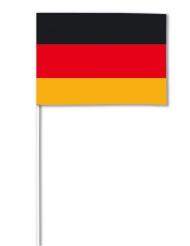 Papieren Duitsland vlag