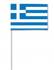 Papieren Griekenland vlag