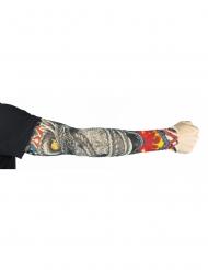Draken tatoeage sleeve voor volwassenen