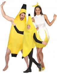 Bananen familie kostuums