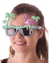 Exotische zonnebril voor volwassenen