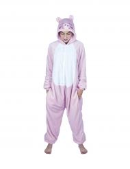 Eendelig varken kostuum voor volwassenen