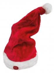 Bewegende kerstmuts met geluid