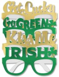 4 Saint Patrick brillen
