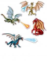 7 Grote draken afbeeldingen