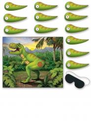 Dinosaurus ezeltje prik spel