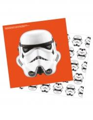 16 Stormtrooper™ servetten