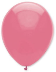 6 roze ballonnen 30 cm