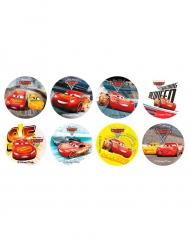 16 mini Cars 3™ suikerschijven
