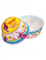 50 cupcake vormpjes Trolls™