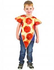 Pizza punt kostuum voor kinderen