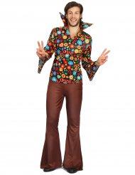 Hippie love kostuum voor mannen