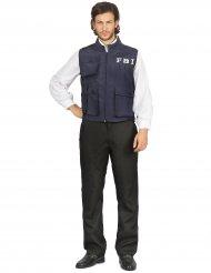 FBI politie kostuum voor mannen