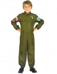 Piloten kostuum voor jongens